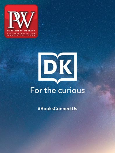 Publishers Weekly digital cover