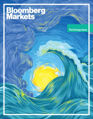 Bloomberg Markets Magazine digital cover