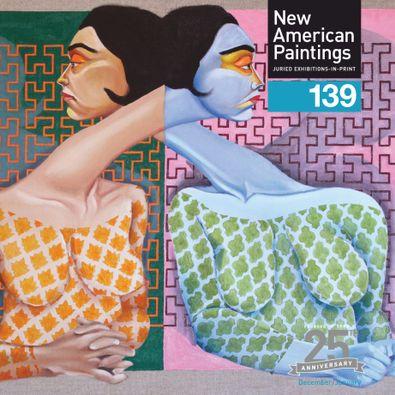 New American Paintings digital cover