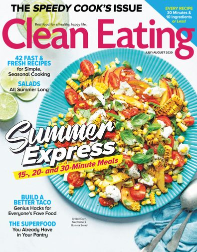 Clean Eating digital cover