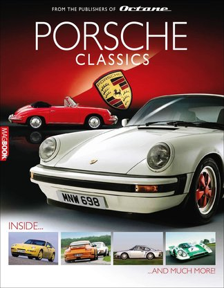 Porsche Classics digital cover