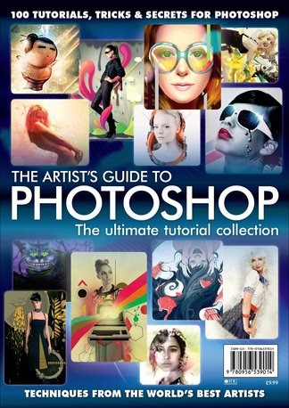 The Artist's Guide to Photoshop digital cover