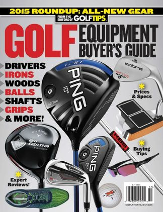 Golf Equipment Buyer's Guide digital cover