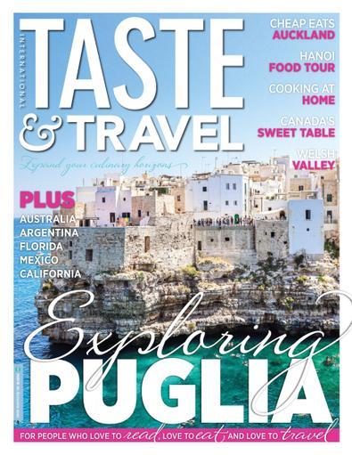 Taste and Travel International digital cover