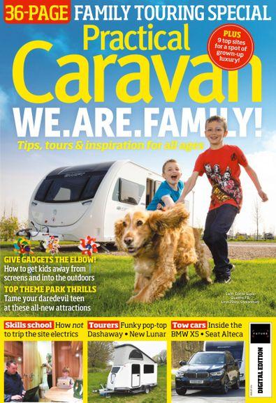 Practical Caravan digital cover
