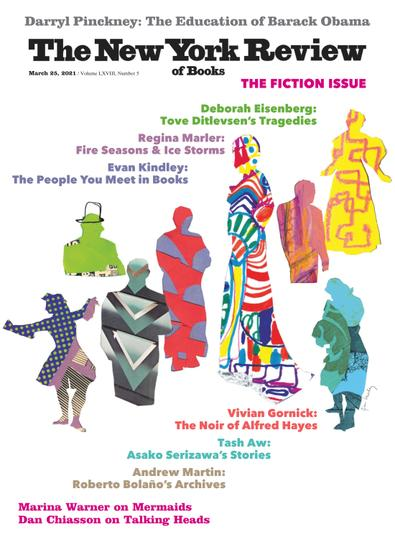 The New York Review of Books digital cover