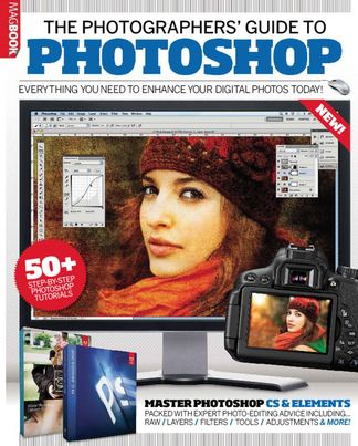 Photographer's Guide to Photoshop digital cover
