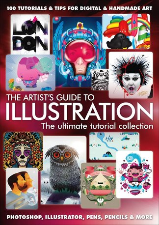 The Artist's Guide to Illustration digital cover