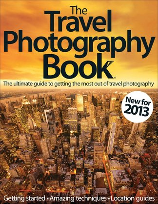 The Travel Photography Book digital cover