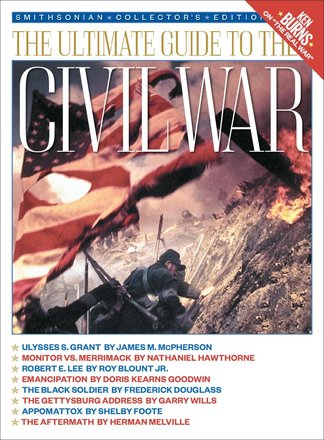 The Ultimate Guide to the Civil War digital cover
