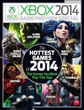 Official Xbox Magazine Special digital cover