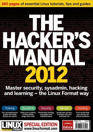 The Hacker's Manual digital cover