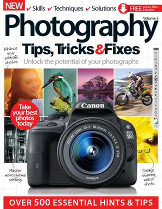 Photography Tips, Tricks & Fixes digital cover