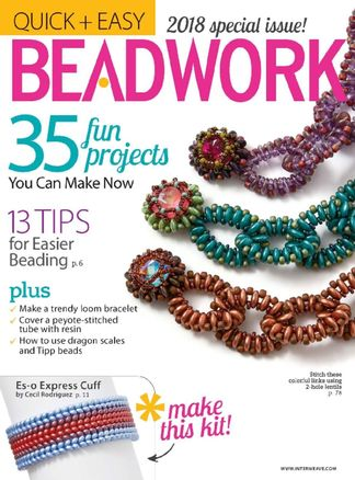 Quick & Easy Beadwork digital cover
