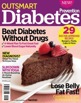 Prevention Special Edition - Outsmart Diabetes digital cover