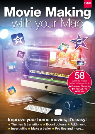 Movie Making on your Mac digital cover