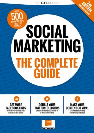 Social Marketing The Complete Guide digital cover