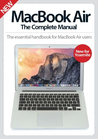 MacBook Air The Complete Manual digital cover