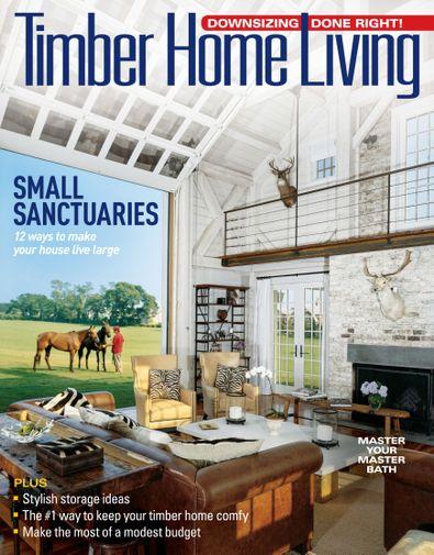 Timber Home Living digital cover