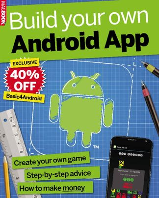 How to Build an Android App digital cover
