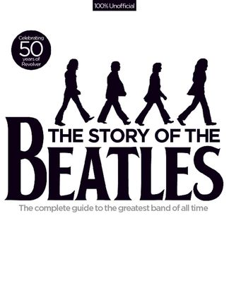 The Story of the Beatles digital cover