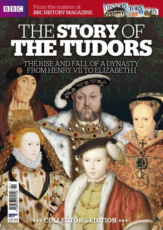 The Story of The Tudors - from the makers of BBC H digital cover