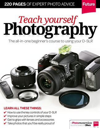 Teach Yourself Photography digital cover