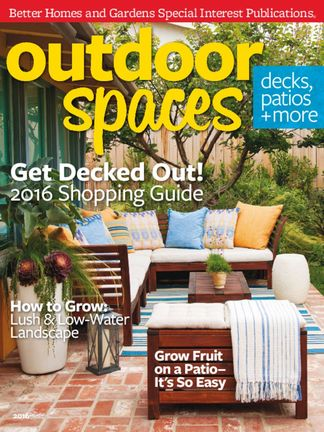 Outdoor Spaces digital cover