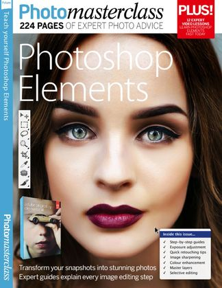 Teach Yourself Photoshop Elements digital cover