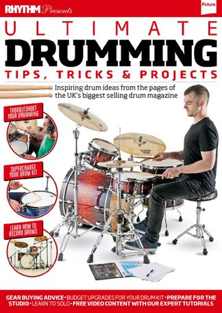 Ultimate Drumming Tips, Tricks, and Projects digital cover
