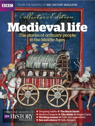 Medieval Life digital cover