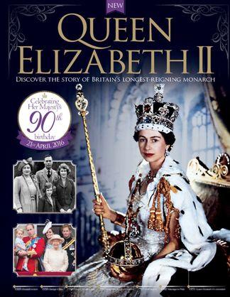 Queen Elizabeth II digital cover