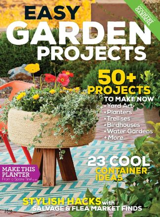 Easy Garden Projects digital cover