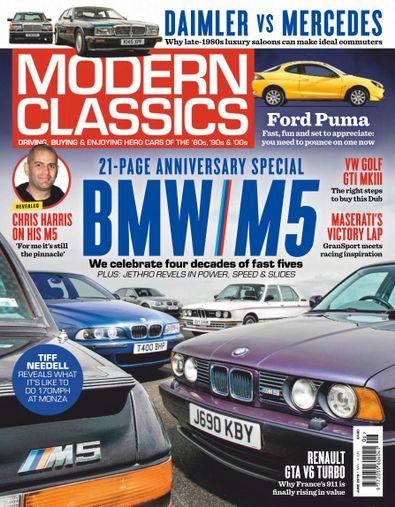 Modern Classics Magazine digital cover