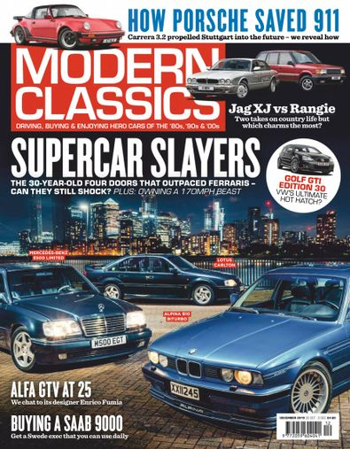 Modern Classics Magazine digital cover