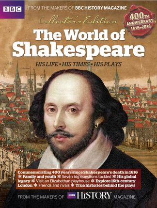 The World of Shakespeare digital cover