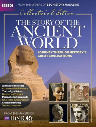 The Story of the Ancient World digital cover