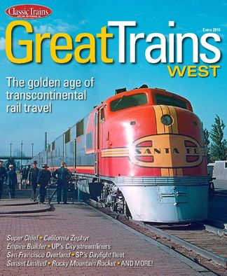 Great Trains West digital cover