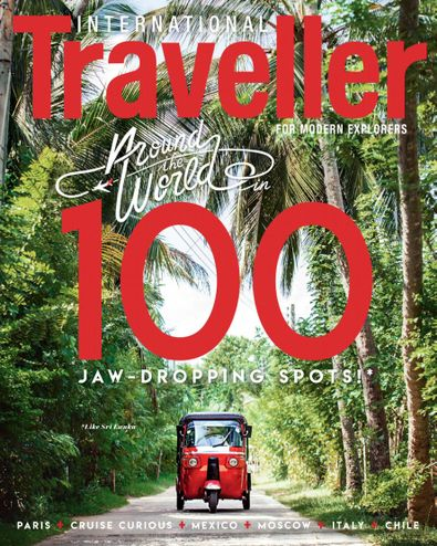 International Traveller digital cover