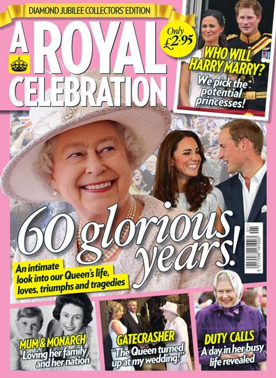 A Royal Celebration digital cover