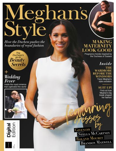 Meghan's Style digital cover
