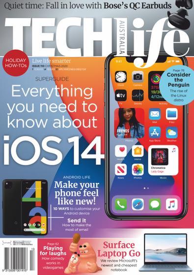 TechLife digital cover