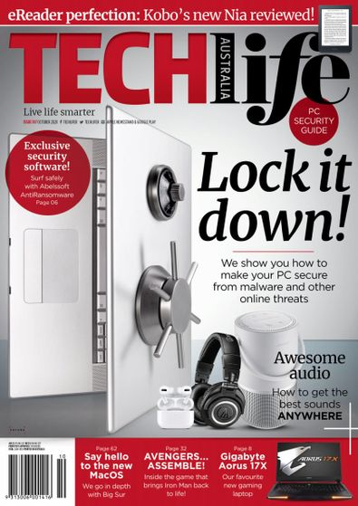 TechLife digital cover