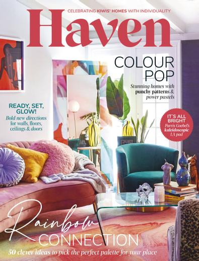 Haven digital cover