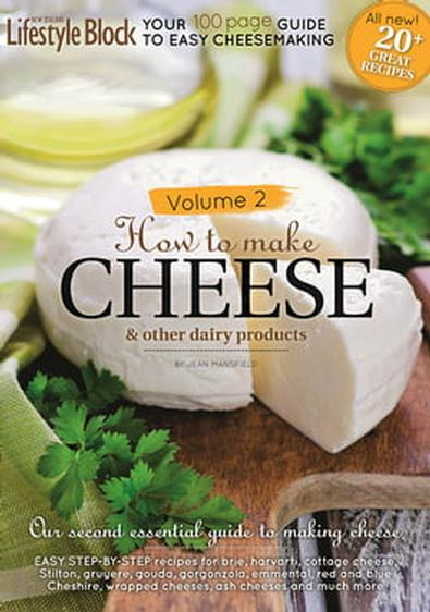 How to Make Cheese & Other Dairy Products Volume 2 cover