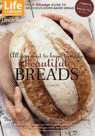 All you need to know to make beautiful bread cover