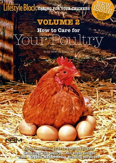How to care for your poultry - Volume 2 cover