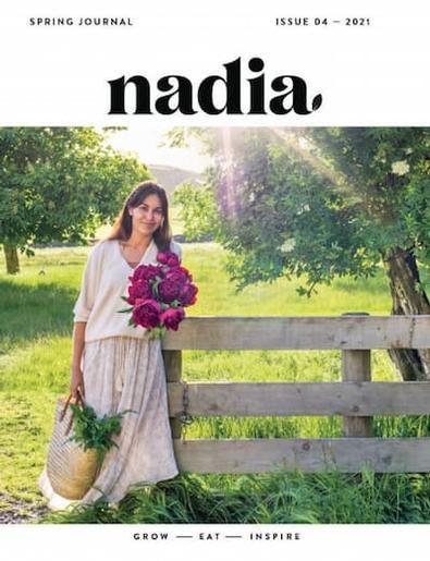Nadia: A Seasonal Journal magazine cover