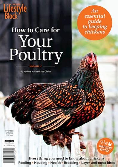 How to Care For Your Poultry - Volume 1 cover