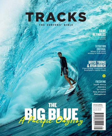 Tracks (AU) magazine cover